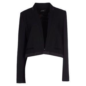 Isabel Marant — black wool blazer — small